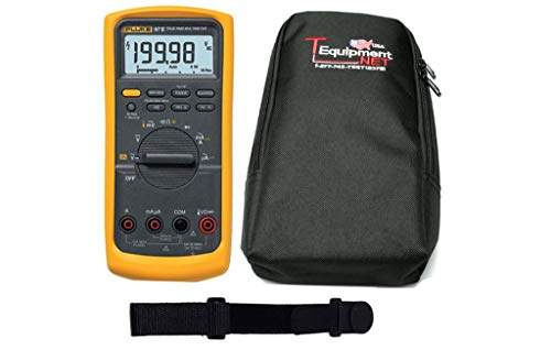 Great Features Of Fluke 87-5 PRO TE Bundle - with Magnetic Hanging Strap and Soft Case