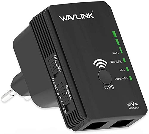 WAVLINK Repetidor WiFi 5g, AC750 Amplificador WiFi de Doble