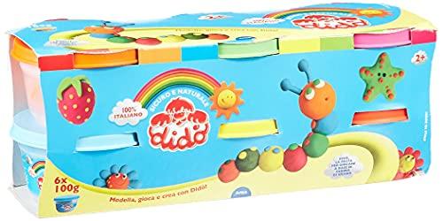 Didò 6 X 100 G 6 barattoli da 100 g, Multicolore, 344800