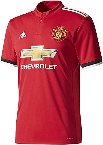adidas–Camiseta de fútbol Manchester United FC Home Jersey