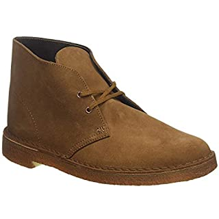 Clarks Desert Boot Cola Suede 9 (B07G3CD67Y) | Amazon price tracker / tracking, Amazon price history charts, Amazon price watches, Amazon price drop alerts