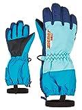 Ziener Baby LEVIO AS(R) Minis Glove Ski-Handschuhe/Wintersport | Wasserdicht, Atmungsaktiv, sea, 116