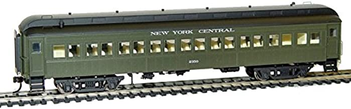 new york central passenger cars ho scale