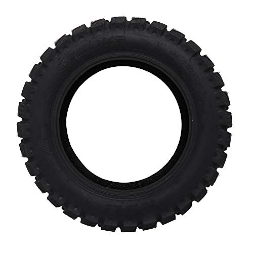 High Performance Motorcycle 11 Inch Tubeless Tyre Electric Scooter Refitted 11-inch 90/65-6.5 Thick Tire Outer Tire Vacuum Road Tire