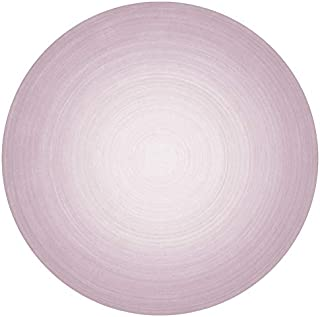 Round Yoga Mat/Meditation Mat, Non-Slip Carpet, Door Mat, Multi Purpose Mat Pilates, Delicate and Soft - - for Men and Wom...
