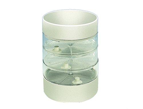 Bioset - Germoir pour graines et semences - 3 bacs