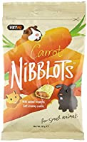 VetIQ Nibblots have been formulated to maintain your small animal's wellbeing They comprise of a crispy cereal shell with a soft fruity centre which contains a source of Omega 3 and vitamins Help promote a healthy skin and coat and can help to create...