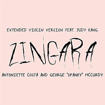 Zingara (Extended Violin Version) [feat. Judy Kang]