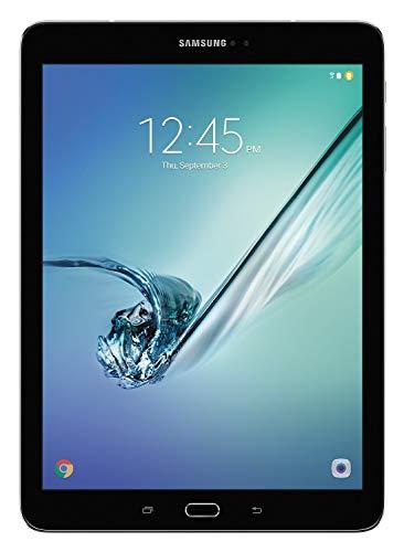 Samsung Galaxy Tab S2 T813 9.7in 32GB Wi-Fi Black With Pouch (Renewed)
