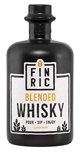 FINRIC Blended Whisky (1 x 0,5 l)