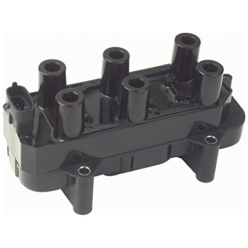 New Ignition Coil Replacement For 1997-1998 Cadillac Catera 3.0 V6 D598 DR198E E217 IC403 1208075 90541062 90563160 0221503017 UF379 D598 C1143 5C1064 E217 55-2096