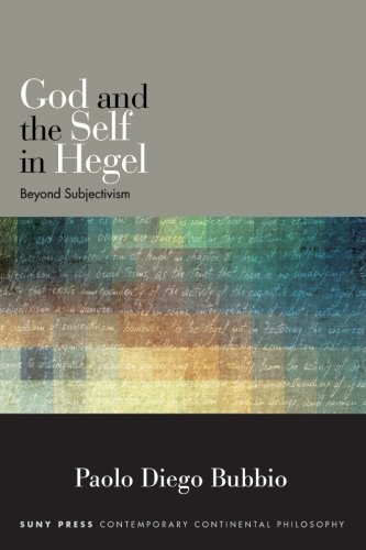 God and the Self in Hegel: Beyond Subjectivism (SUNY series in Contemporary Continental Philosophy)