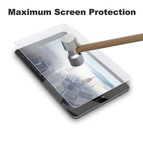 Ganvol Premium Panzerfolie für Huawei MediaPad T3 8 WiFi 20,3 cm (8,0 Zoll), Panzerglas Huawei MediaPad T3 8 LTE 20,3 cm (8,0 Zoll) Schutzfolie - 3