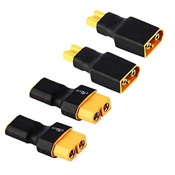 xt30 to xt60 adapter