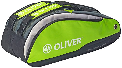 Oliver Top Pro Thermobag green für Squash und Badminton (für Tennisschläger nicht geeignet)