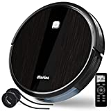 Robot Vacuum Cleaner, iMartine Robotic Vacuums Cleaner 2000Pa Strong Suction Automatic Self-Charging Vacuum Robot with Boundary Strips, Super-Thin Quiet for Pet Hair/Medium-Pile Carpets/ Hard Floor