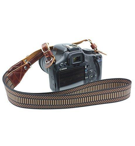 CEARI Premium Nylon Braided Camera Shoulder Neck...