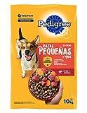 PEDIGREE Alimento para Perros Adultos de Razas Pequeñas 10 kg, Amarillo