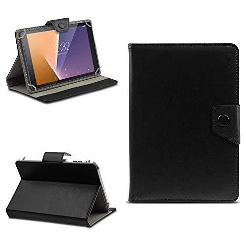NAUC Vodafone Smart Tab N8 Tablet Protective Case Cover Pouch Black