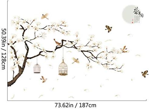 Cherry blossom tree decals _image1