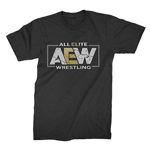 All Elite Wrestling Aew T-Shirt Black Kenny Omega Young Bucks Size S-3XL