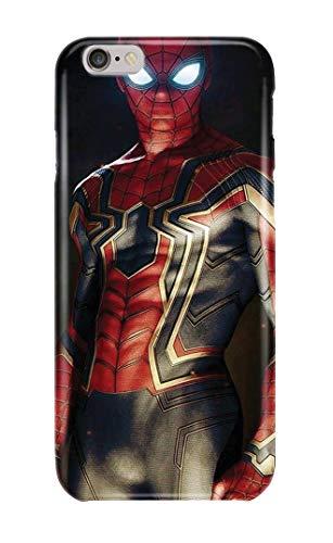 Carcasa para iPhone 6 6s Spider Man Peter Parker Marvel Comics Superhero 16 Diseños