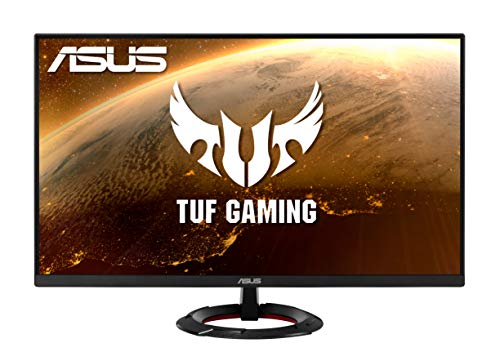 "ASUS TUF Gaming VG279Q1R Gaming Monitor – 27"" Full HD (1920 x 1080), IPS, 144Hz, 1ms MPRT, Extreme Low Motion Blur™, FreeSync™ Premium, Shadow Boost"