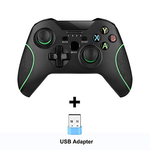 Wireless Gamepad, For Ps3/Ios/Android Phone/Pc/Tv Box Joystick Game Controller For Xiaomi Smart Phone Accessories Green