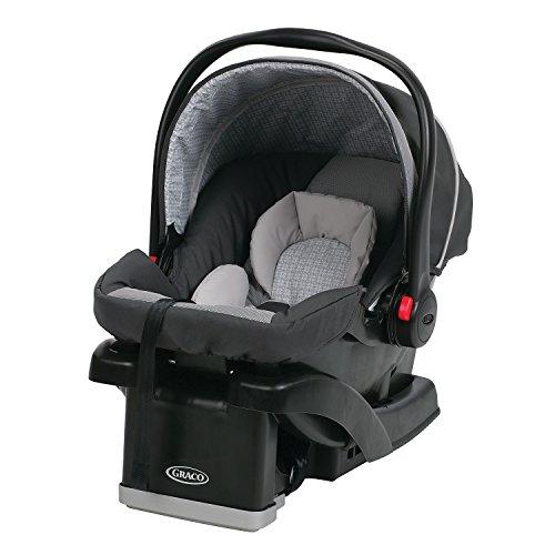 Graco SnugRide Click Connect 30 LX Infant Car Seat, Glacier