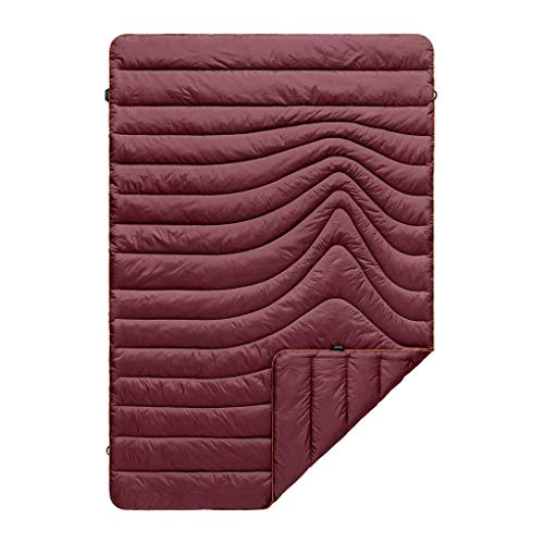 Rumpl The Original Puffy   Outdoor Camping Blanket for Traveling, Picnics, Beach Trips, Concerts  ...