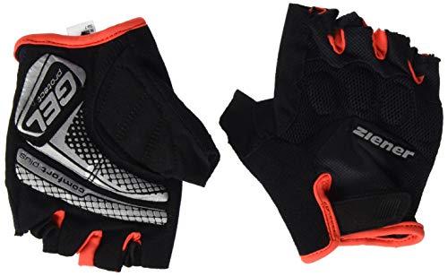 Ziener Herren COLIT bike glove, black/Grenadine, 8