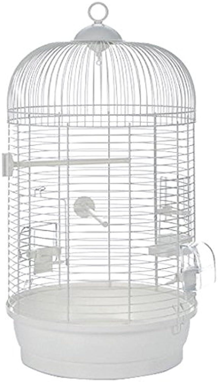 Beeztees Bird Cage Julia 3, 34 x 65, 5 cm, White