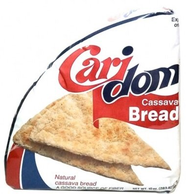 CASSAVA BREAD - CASABE