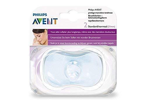 Philips Avent Protège-mamelons, lot de 2