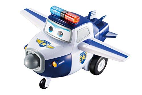 Super Wings Remote Control Paul - juguetes de control remoto (Alcalino, AAA, 1,5 V, 2 x AAA, 267 g, 203 mm) , color/modelo surtido