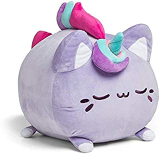 ThinkGeek Jumbo Sleepy Purple Unicorn Cat Meowchi Plush!