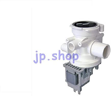 congchuaty Piezas de la Lavadora para Motores de Salida de Agua del Motor de la Bomba de Drenaje para Samsung LG Midea Little Swan