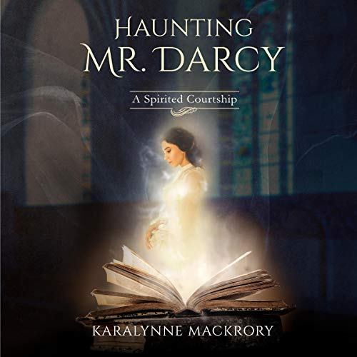 Haunting Mr Darcy cover art