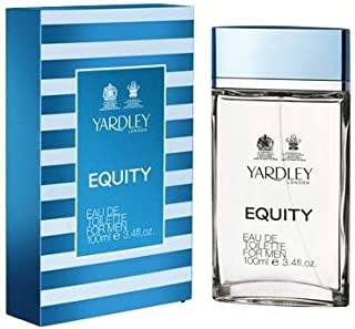 yardley london equity edt for men