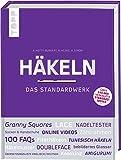 Häkeln - Das Standardwerk: Mit vielen aktuellen Trend- & Spezialtechniken|Standardwerk: Mit vielen aktuellen Trend- & Spezialtechniken. Über 1.500 ... Nadeltester, Garnspulen & Maschenmarkierer