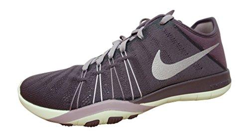 Nike Damen WMNS Free TR 6 Trainingsschuh Laufschuhe, Violett (Purple Schtten/Gebleichte lila-Pflaumenebel), 40.5 EU