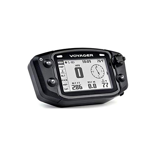 Trail Tech 912-114 Voyager GPS Digital Gauge Polaris Sportsman Ranger RZR ACE '00-19