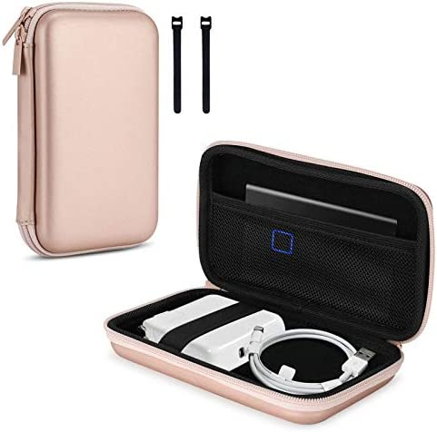 ProCase Hard Storage Carrying Case for MacBook Air Pro Power Adapter Portable Protective EVA product image