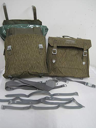 2 STK Simson MZ Seitentaschen Sturmgepäcktaschen NVA Taschen S50 S51