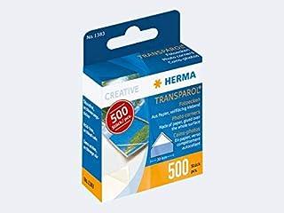 Herma - Lote de 500 esquinas para fotos (autoadhesivas)