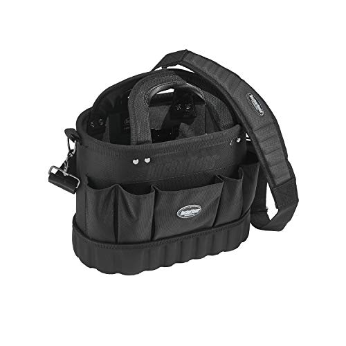 Bucket Boss - Pro Oval Tool Tote 14, Tool Bags - Professional Series (74014)