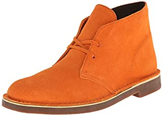Clarks Men's Bushacre 2 Chukka Boot, Orange, 13 M US (B00NYUSALY) | Amazon price tracker / tracking, Amazon price history charts, Amazon price watches, Amazon price drop alerts