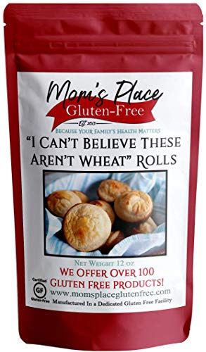 'I Can't Believe These Aren't Wheat!' Gluten Free Roll Mix