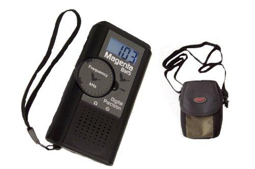 Magenta Bat 5 Digital bat detector & case