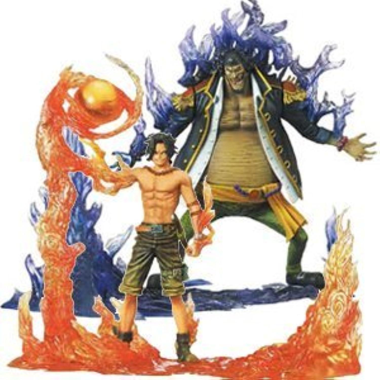 soporte minorista mayorista One Piece DXF THE RIVAL vs 1 ace, ace, ace, Teach all set of 2 (japan import) by One Piece  servicio honesto